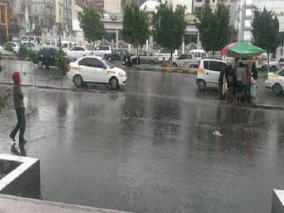 الطقس, أمطار رعدية, الرياح, الأرصاد الجوية,