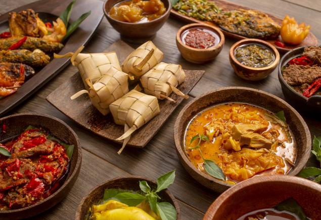 Makan Kitchen, DoubleTree by Hilton Melaka - Hari Raya Haji Set