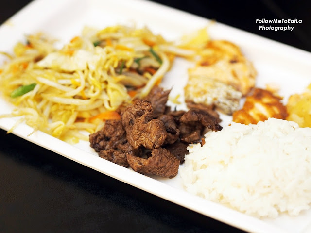 Teppanyaki Set Meal