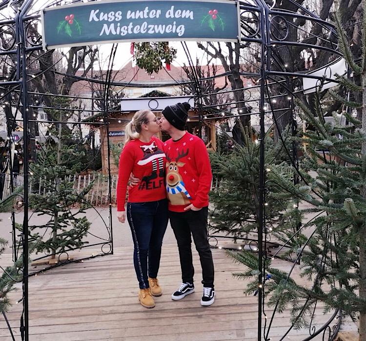 Weihnachtsmarkt Wien Altes AKH