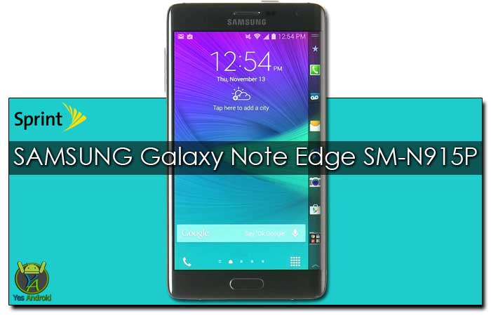 SW Update N915PVPS4DQC1 | Sprint Galaxy Note Edge SM-N915P