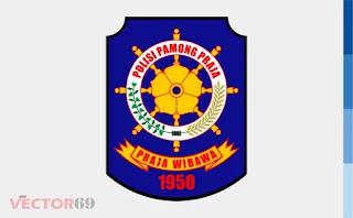 Logo Polisi Pamong Praja - Download Vector File EPS (Encapsulated PostScript)