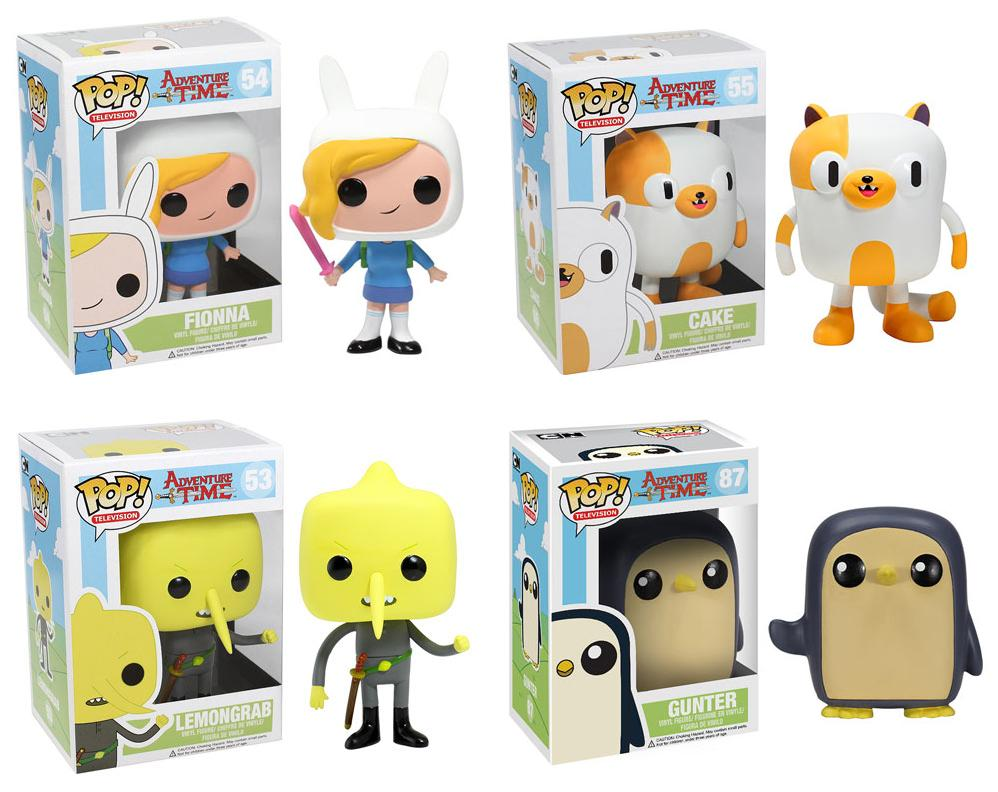 35eb9c993ab Adventure Time Pop! Television Vinyl Figures by Funko - Fionna