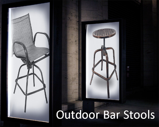 Bar Stools, Outdoor Bar Stools, Outdoor Furniture, Outdoor Stools,
