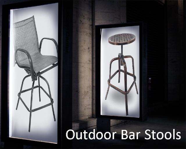 Bar Stools, Outdoor Bar Stools, Outdoor Furniture, Outdoor Stools,