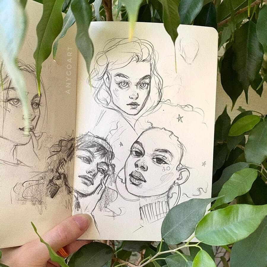 07-Drawing-study-portraits-Anna-www-designstack-co