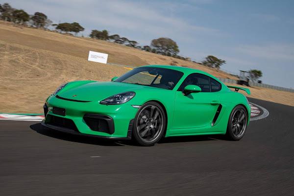 Porsche Brasil apresenta 911 GT3 e 718 Cayman GT4 - fotos e detalhes