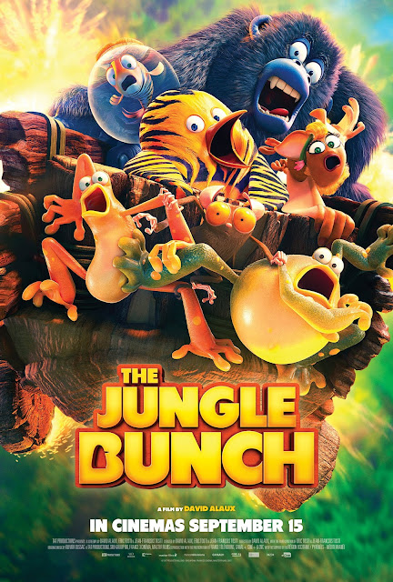 THE JUNGLE BUNCH (2018) ταινιες online seires xrysoi greek subs