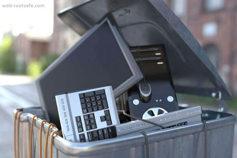 Some Tips Before You Throw Away Your Old Computer
