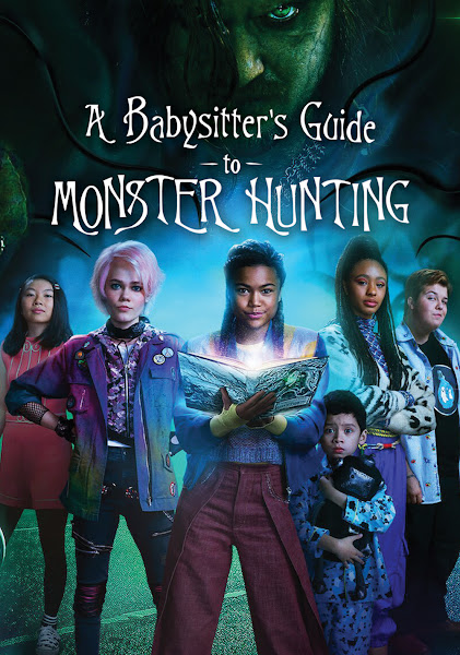 A Babysitter's Guide to Monster Hunting 2020 Dual Audio Hindi 720p HDRip