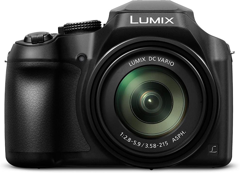 Panasonic Lumix FZ80 DSLR  Digital Camera