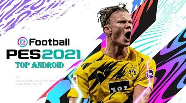 PES 2021 Mobile Patch Download Android Best Graphics