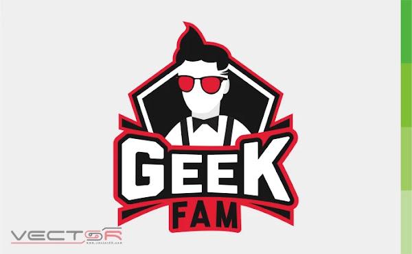 Geek Fam Logo - Download Vector File CDR (CorelDraw)