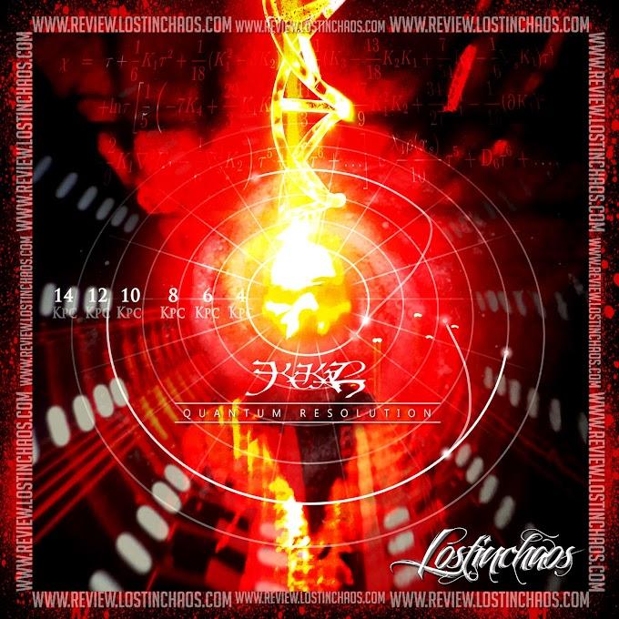 Kekal - Quantum Resolution CD 2020