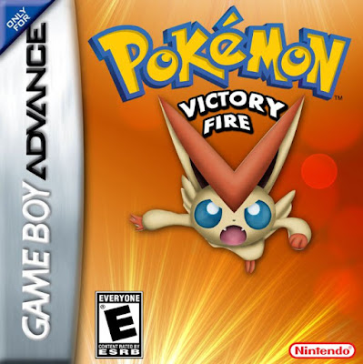 Pokemon Victory Fire GBA ROM Download