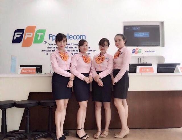 Hot Girl Không Tuổi Công Ty FPT Telecom Bắc Ninh 10