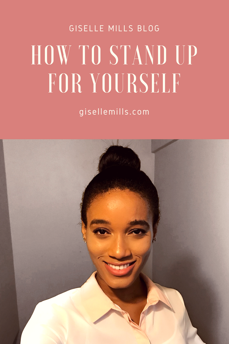 how to stand up for yourself, motivation for everyday life