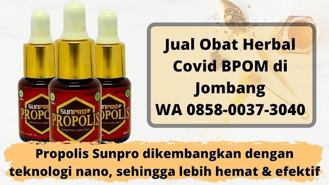 Jual Obat Herbal Covid BPOM di Jombang WA 0858-0037-3040