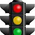 股市红绿灯Stock market traffic lights