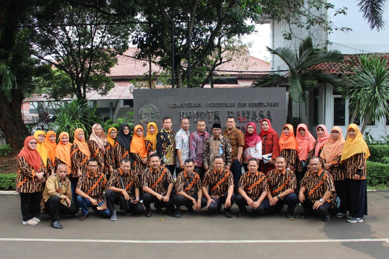 Rpp 1 Lembar Bahasa Indonesia Kelas Xi Semester 2 Teks