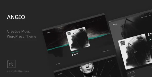 Best Creative Premium Music WordPress Theme