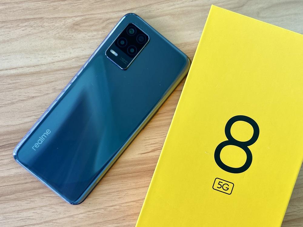 realme 8 5G Full Review