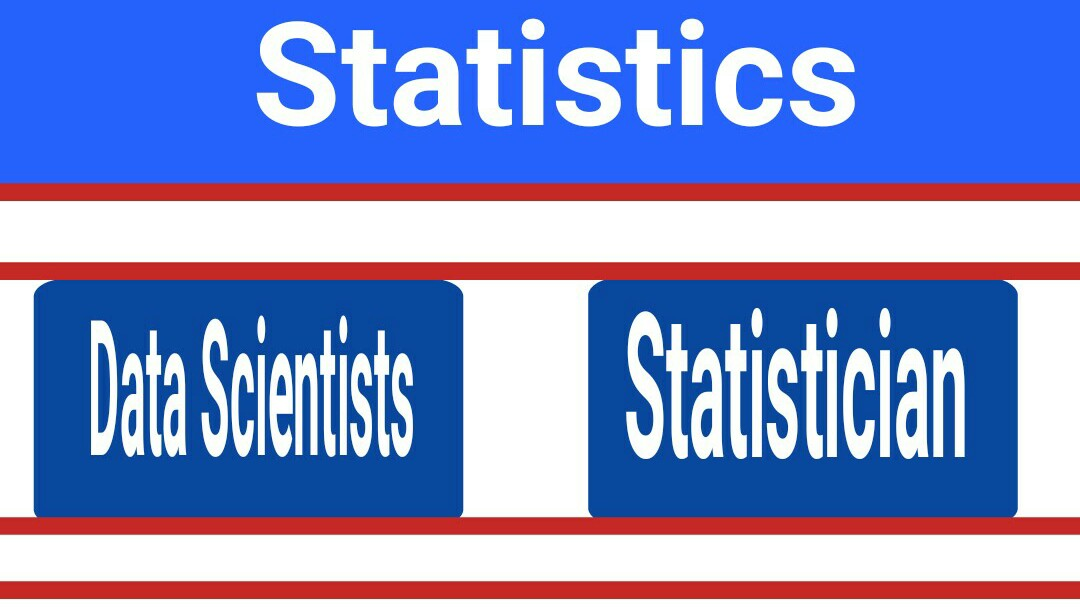 Checkout The Difference Between A Data Scientist And A Statistician