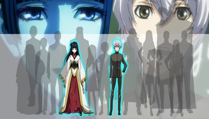 Sword Gai Part II personajes