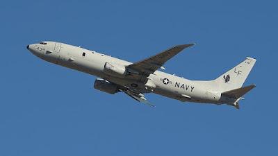 Pesawat pengintai maritim p 8 poseidon sebagai 169 pesawat P-8 Poseidon AS dikerahkan untuk mencari KRI Nanggla-402 siang tadi