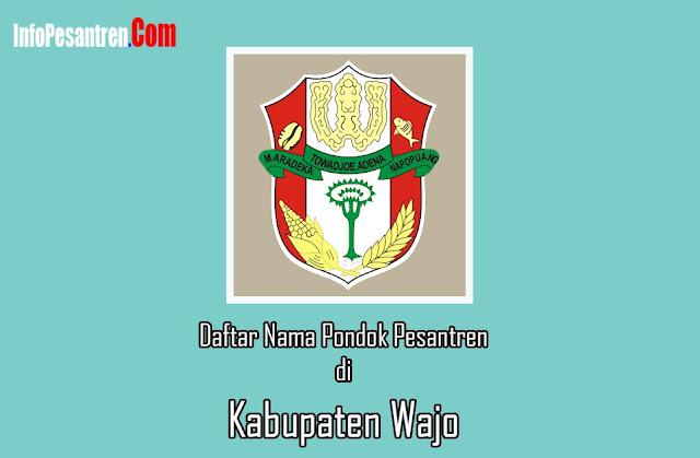Pondok Pesantren di Kabupaten Wajo
