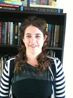Guest blogger Danielle Jones