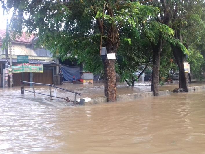 Pengertian, Penyebab, Akibat dan Cara Mengatasi Banjir