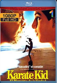 Karate Kid: El Momento De La Verdad [1984] [1080p BRrip] [Latino-Inglés] [GoogleDrive]La ChapelHD