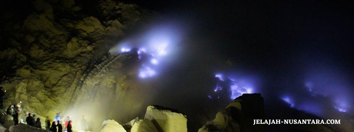 trip wisata kawah ijen dari banyuwangi