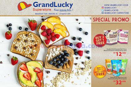Katalog Promo Grand Lucky Superstore 20 - 31 Maret 2019