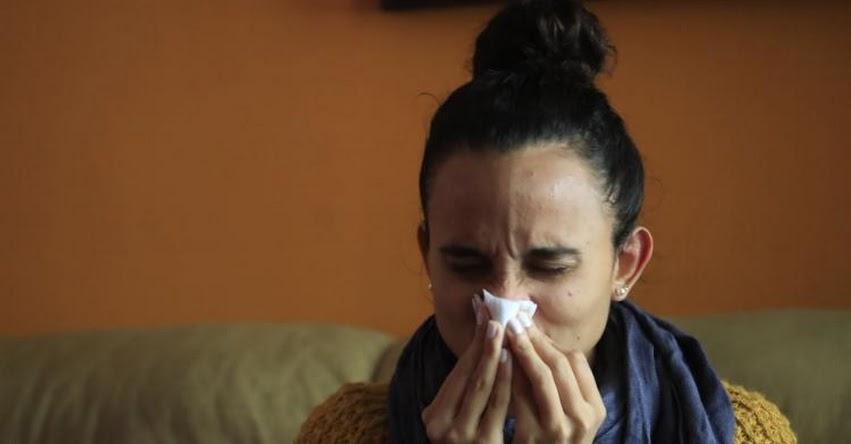 CORONAVIRUS: Si tienes un resfrío, carraspera o diarrea, ya es sospecha de la infección
