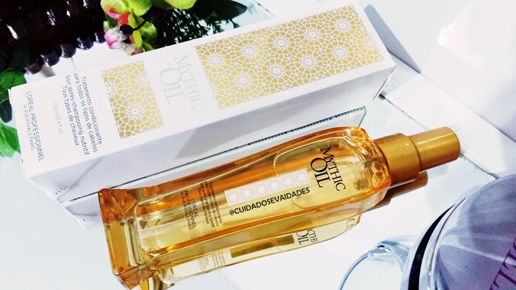 Loreal Mythic Oil Nutritive