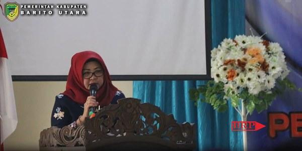 Bunda PAUD Buka Diklat Berjenjang Tk. Dasar Guru TK Kabupaten Barito Utara