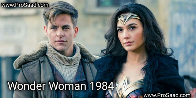 Wonder Woman 1984 download full movie in hindi