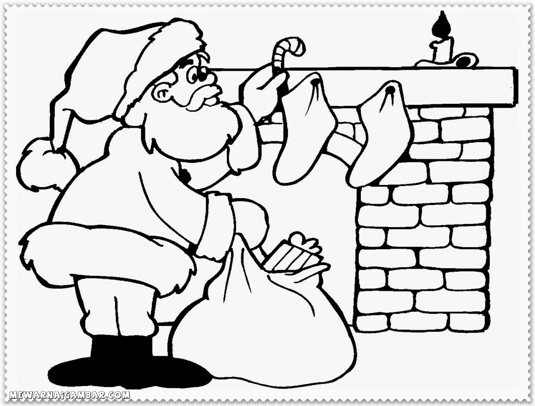christmas coloring pages and activities