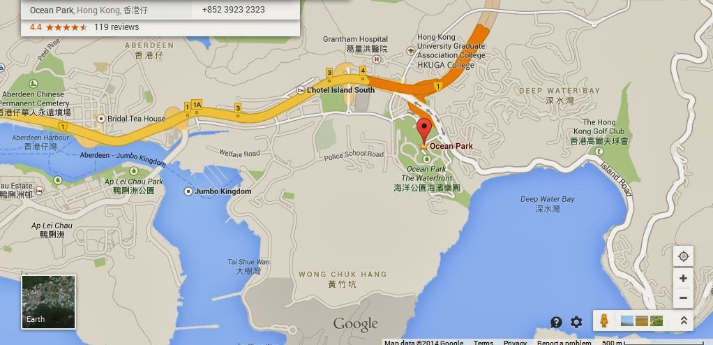 Ocean Park Hong Kong Location Map,Location Map of Ocean Park Hong Kong,Ocean Park Hong Kong accommodation destinations attractions hotels resorts map reviews photos pictures,ocean park hong kong entrance fee how to get there halloween roller coaster rides map pdf address
