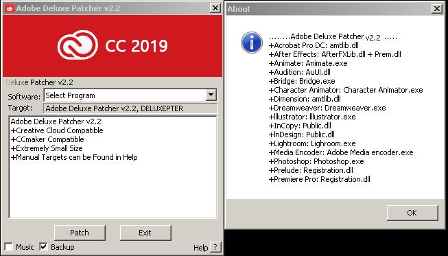 Adobe Deluxe Patcher v2 2 Free Download - GaZ