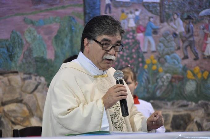 Laranjeiras: É com pesar que noticiamos o falecimento do Padre Aleixo, vítima de Covid-19