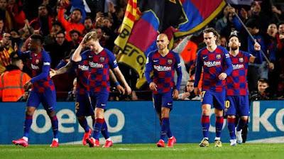 أسبوع حاسم لبرشلونة