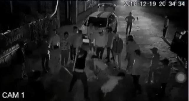 Video con nuôi Đường Nhuệ và đàn em giang hồ đập nát chân nạn nhân