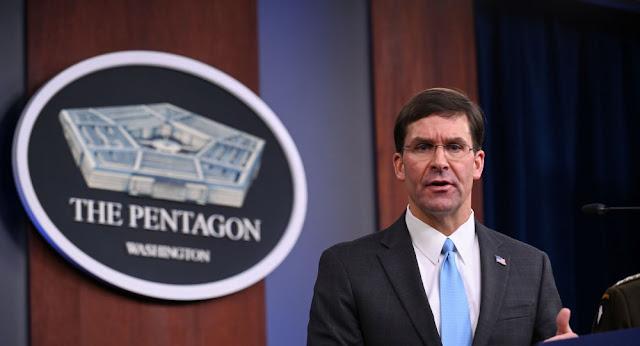 وزير الدفاع الأمريكي: الولايات المتحدة لن تعود إلى الحدود السورية التركية