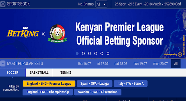 Betking Premier League Kenya