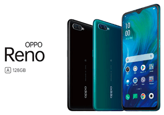 Oppo Reno A With Dual Rear Camera