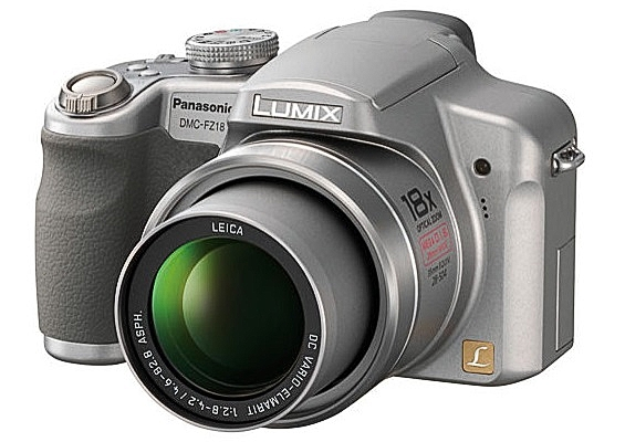Lumix DMC-FZ18