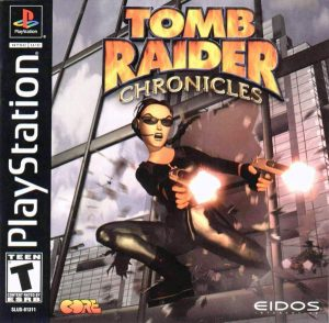 Download Tomb Raider 5 Chronicles - Torrent (Ps1)